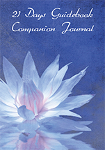 21 Days Guidebook Companion Journal