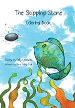 The Skipping Stone Coloring Book